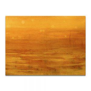 Buscando el ombligo de Adán. Técnica mixta sobre lienzo. 97×130 cm.