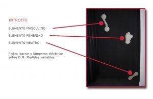 Cabina de visionado de La Destilación Opus Multimedia