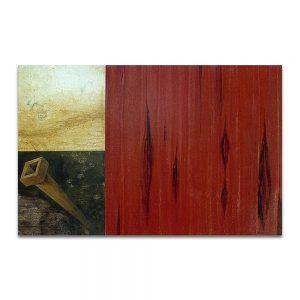 Conceptivo. Técnica mixta sobre madera. 60 x 90 cm.