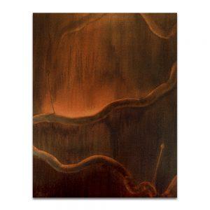 Nuevas luces de opio. Acrílico sobre lienzo. 146×114 cm.