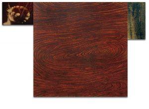 XY. Técnica mixta sobre madera, impresión digital sobre lienzo. 120×181 cm.