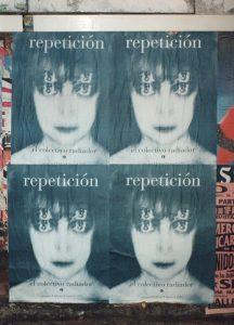 Carteles exposición Repetición 1