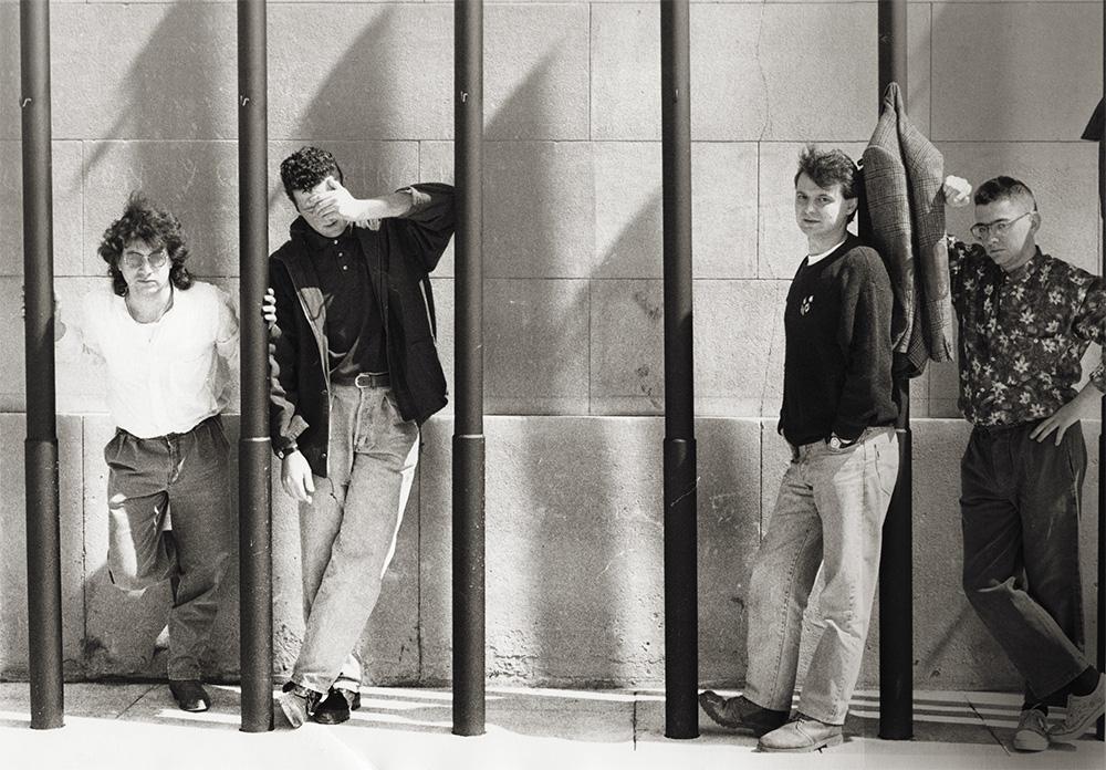 El Colectivo Radiador en 1991