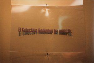 Vista de la exposición El Colectivo Radiador ha muerto