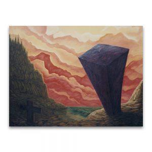 Memoria.Acrílico sobre lienzo. 114x146 cm