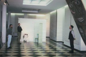 Vista de la exposición Retratos
