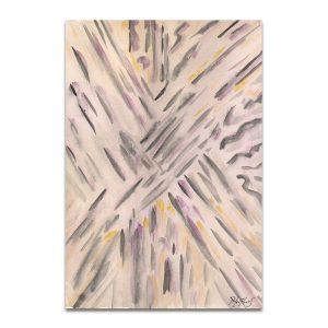 Lugar de encuentro, 1983. Acuarela sobre papel. 30x21 cm.