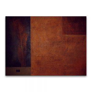 1994: IX CERTAMEN DE PINTURA VILLA DE TAUSTE. Primer Premio. Pequeña libertad. Técnica mixta sobre lienzo. 97×130 cm.