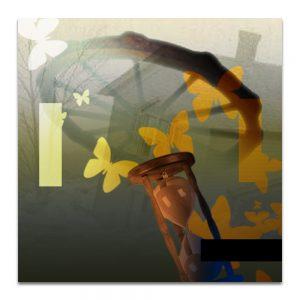 Memoria REM # 11. Collage digital