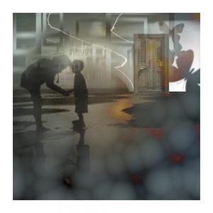 Memoria REM # 4. Collage digital