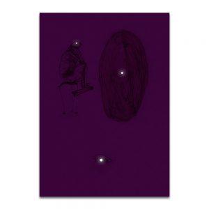 Poemas de otro # 3. Collage digital