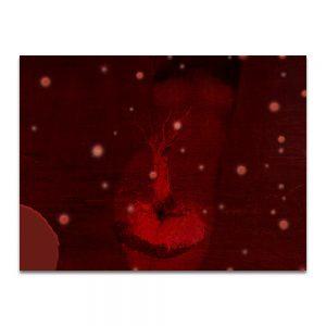 Retorno. Serie La Destilación. Collage digital