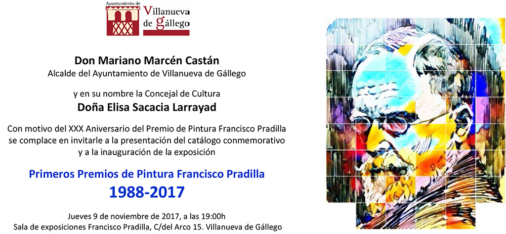 XXX aniversario del Premio de Pintura Francisco Pradilla