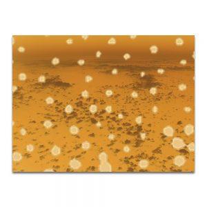 Aureo # 1. La Destilación. Collage digital