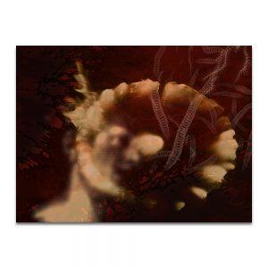 Cocción. Serie La Destilación. Collage digital