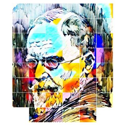 detalle_XXX aniversario del Premio de Pintura Francisco Pradilla