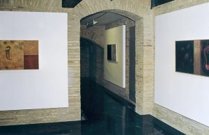 Vista exposición Pulsión en Torreón Fortea